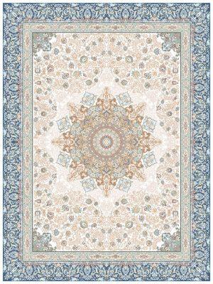 فرش 1200 شانه طرح تابان