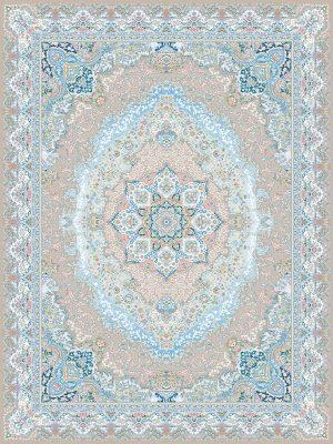 فرش 700 شانه طرح یاقوت