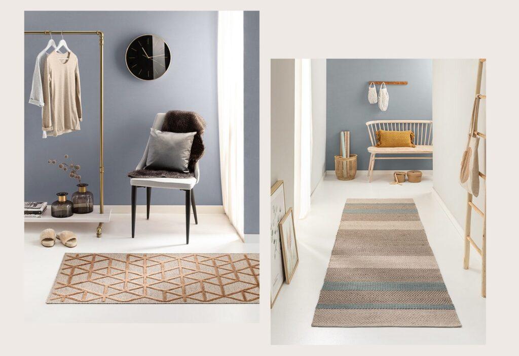انتخاب اندازه فرش مناسب برای راهرو
